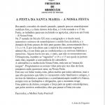 Santa Maria 2020
